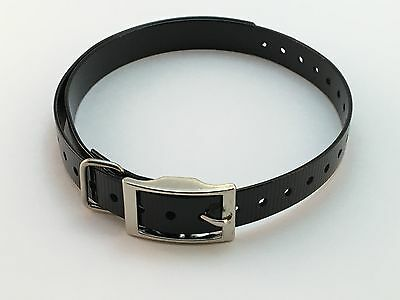E Collar Compatible 1 Inch replacement strap 5 Colors to choose  Made in the USA 1' E-collar Replacement Strap