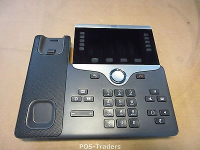 Cisco IP 8841 LCD Color Display PoE Digital Conference Phone CP-8841 NO HANDSET Cisco Lcd