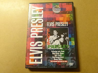 MUSIC DVD / ELVIS PRESLEY: CLASSIC ALBUMS (BLUE SUEDE SHOES, TUTTI FRUTTI)
