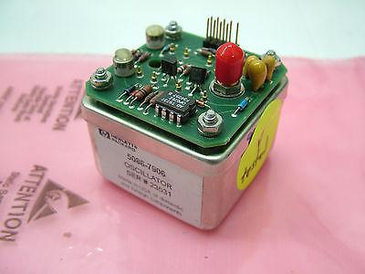 Hp 5086-7906 Yig Oscillator For 8561e 8562e 8563e 8563ec 8564e 8564ec 8565e