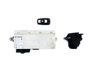 BMW 3 SERIES E90 320D M47N2 CONTROL UNIT CAS ECU KIT 61356943771