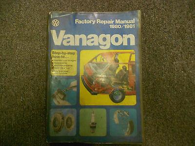 81  Volkswagen  Vanagon       1  Page (S )