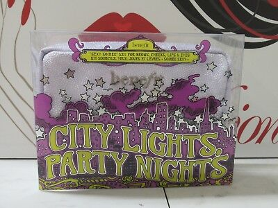 BENEFIT CITY LIGHTS PARTY NIGHTS BOXED READ DETAILS FOR CONTENTS