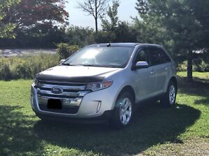 2013 FORD EDGE SEL FWD - 151km - FULLY LOADED