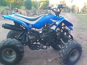 Yamaha 200 quad 4stroke auto may swap Hatton Vale Lockyer Valley Preview