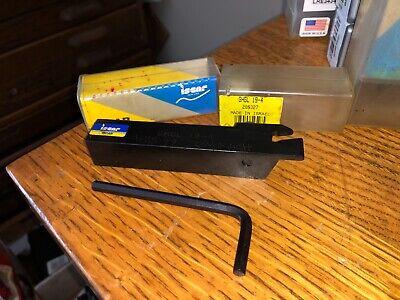 Iscar Grooving Cutoff Lathe Tool Holder Ghgl 19-4