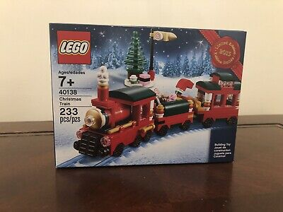 LEGO Creator Christmas Train 2015 (40138) - Factory Sealed