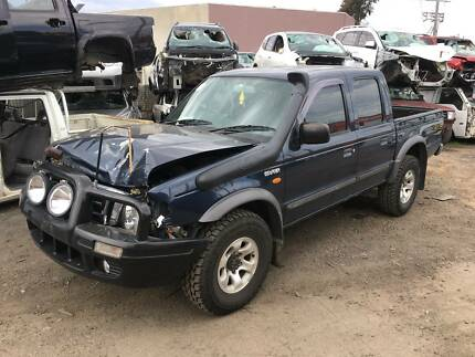 Ford Courier 2003 4X4 UN Dual Cab **NOW WRECKING**