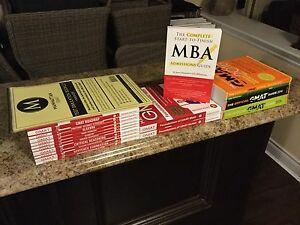 Complete GMAT Package (18 Items Manhattan Prep + Official Guide)