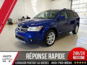 2015 Dodge Journey SXT, V6 7 PASSAGER, DÉMARREUR, BLUETOOTH.