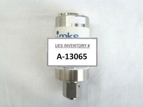 MKS Instruments 722A12TCD2FA Absolute Pressure Transducer Type 722A Used Working