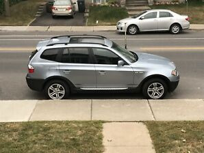 BMW X3 2006 X3 Auto Air AWD Panoramic 8 tires on alloy wheels