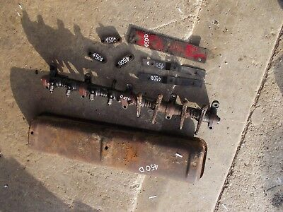 Farmall Ih 450 Diesel Tractor Engine Motor Rocker Arm Assembly Valve Cover