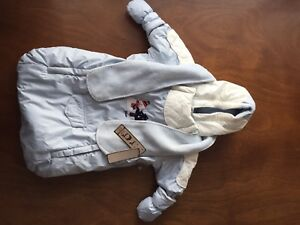 New with tags Gusti snowsuit