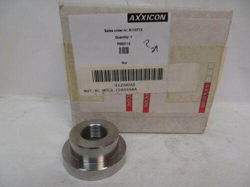 NEW AXXICON NUT HC MOLD CDA068AA S110712 P002113
