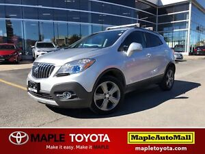 2014 Buick Encore CONVENIENCE - AWD 1 OWNER EXCELLENT CONDITION