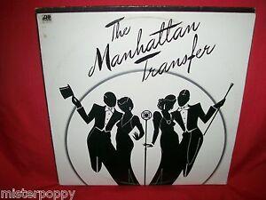 MANHATTAN-TRANSFER-Same-1975-LP-AUSTRALIA-MINT