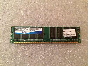 Memoria-DDR-ADATA-AD1400001GMU-1GB-PC3200-400MHz-CL3-184-Pin