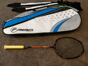 Nexo S Racket Badminton Professional with bag Harrison Gungahlin Area Preview