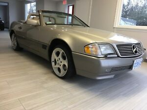 1995 Mercedes Benz SL500! ***All Original!!***