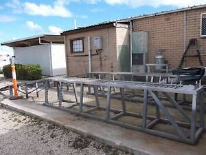 FOR SALE!!! HEAVY DUTY 3 PCS CAR TRAILER CARAVAN RAMPS 2 SETS Port Wakefield Wakefield Area Preview