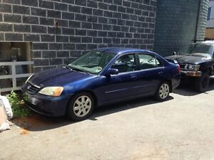 2003 Honda Civic DX for sale