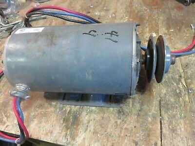 Ge 2 Hp Electric Motor 230460 Volt