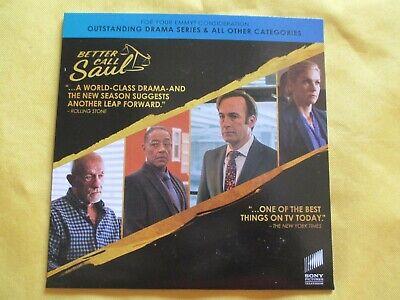 Outlander Better Call Saul 2019 NEW DVD Drama Series TV SHOW EMMY FYC