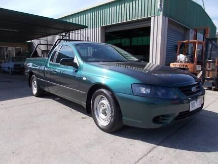 2007 Ford Falcon Ute  (3757) Warrenheip Ballarat City Preview