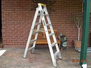 Gorilla Aluminium Industrial Step Extension Ladder Runcorn Brisbane South West Preview
