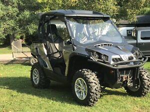 2012 can-am commander 800