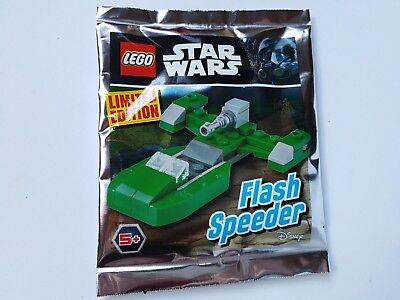 Lego Star Wars Sobre Edicion Limitada, Nave Flash Speeder, 43 pzs, Disney segunda mano  Embacar hacia Mexico