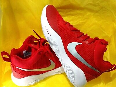 best website 31e77 3a499 NEW Nike ZOOM REV TB Men s Red Basketball Shoes 922048 600 size 11.5
