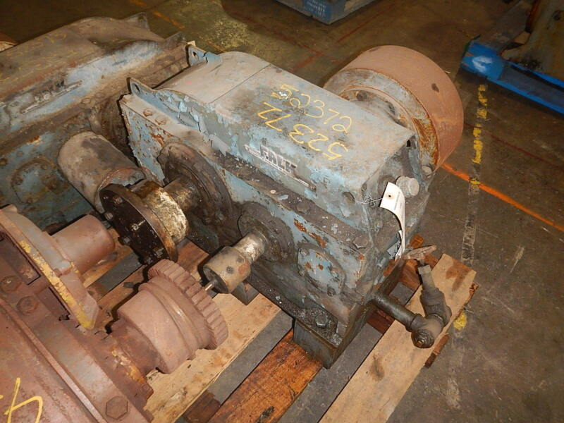 73 HP Falk Offset Parallel Gear Reducer, 2.225 Ratio, Model # 60Y1-A