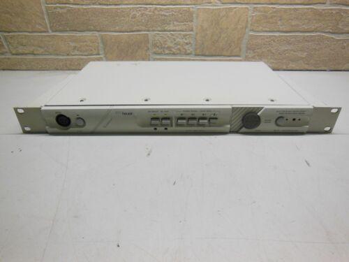 Telex RTS  Communication Equipment  2100 WIRELESS INTERCOM SYSTEM 2105 BASE