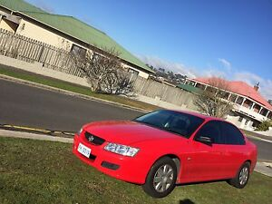 HOLDEN COMMODORE 2005 VZ executive Kings Meadows Launceston Area Preview