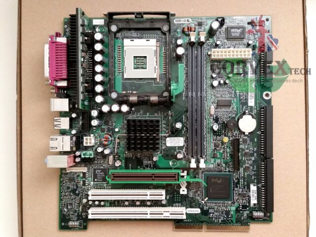 Dell 02R433 / 2R433 / 478 / DDR / AGP / OptiPlex GX260