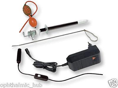 Heine Sigmoidoscope Proctoscope Kit Complete Rte E - 095.16.501 Free Shipping