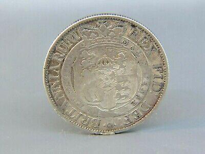 1819 Great Britain Half Crown Silver Coin KM#672