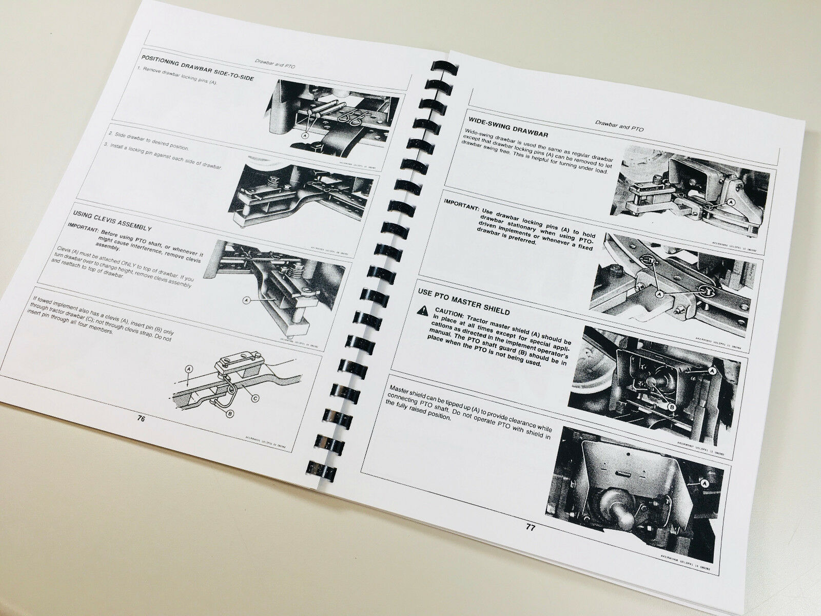 This operators manual will help you keep your machine in top running  condition