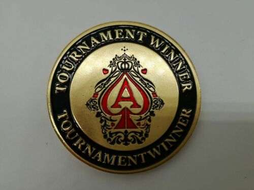 Tournament Winner Trophy Card Guard Hand Protector US Seller