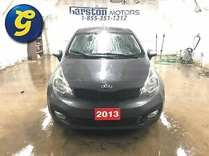 2013 Kia Rio LX*BLUETOOTH*TRACTION CONTROL*A/C*CRUISE*HEATED SE Kitchener / Waterloo Kitchener Area image 5