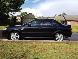 2002 Mazda 323 Sedan Rowville Knox Area Preview