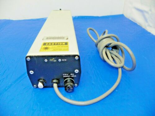 Spectra Physics Laser Model 155 S/N 31188  # 47052