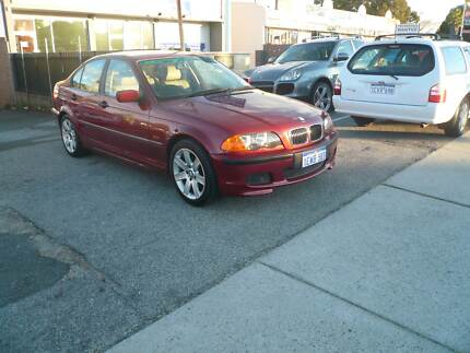 2001 BMW 318i (AUTO) $4999 Bedford Bayswater Area Preview