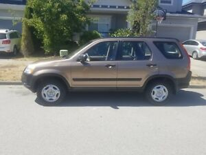 2004 Honda CR V for sale