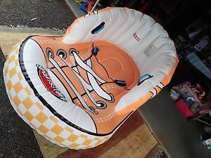 Inflatable Towable Shoe Sportstuff Kids Cruiser Highfields Toowoomba Surrounds Preview