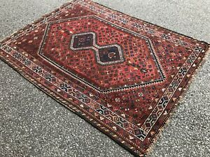 Vintage shiraz rug 5.2 by7 ft price to sell