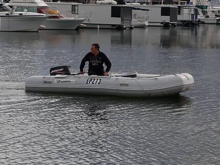 4.2 mtr Inflatable Boat    (Boat  Dinghy  RHIB  Zodiac  Tender)