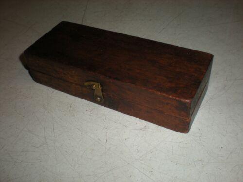Christian Becker Weight Set - 5 Weights - Wooden Box